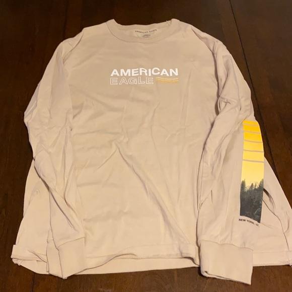 American Eagle Long Sleeve Shirt NO FLAWS